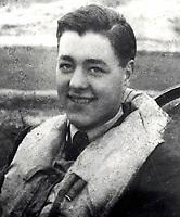 Spitfire ace - The medal set awarded to Battle of Britain Pilot John 'Chips' Carpenter.