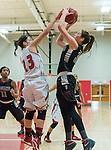Farmington @ Berlin Varsity Girls Basketball 2014-15
