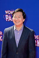 """LOS ANGELES, CA. March 10, 2019: Ken Jeong at the premiere of """"Wonder Park"""" at the Regency Village Theatre.<br /> Picture: Paul Smith/Featureflash"""