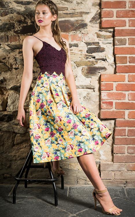 Sunday Mail Fashion Under $100 , Sam Brookman Finesse models . Photo: Nick Clayton