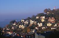 Deutschland, Hamburg-Blankenese,Süllberg