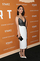 HOLLYWOOD, CA - DECEMBER 3: Nazanin Boniadi, at the Season 2 premiere of Counterpart at The Arclight Hollywood in Hollywood, California on December 3, 2018. <br /> CAP/MPIFS<br /> &copy;MPIFS/Capital Pictures