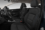 Front seat view of 2017 Chevrolet Cruze LT 5 Door Hatchback Front Seat  car photos