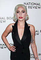 NEW YORK, NY - JANUARY 08: Lady Gaga at The National Board of Review Annual Awards Gala at Cipriani in New York City on January 8, 2019. <br /> CAP/MPI99<br /> ©MPI99/Capital Pictures
