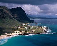 Sea Life Park, Oahu, Hawaii, USA.