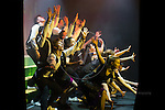 Harpenden Gang Show Performance Back Stage  8th, 12th and 13th January 2017