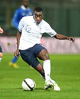 Fussball International  Freundschaftsspiel   14.11.2012 Italien - Frankreich Blaise Matuidi  (Frankreich)