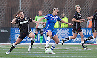 Boston Breakers vs Western New York Flash April 17 2011