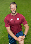 St Johnstone FC photocall Season 2016-17<br />Alex Headrick, Sports Scientist<br />Picture by Graeme Hart.<br />Copyright Perthshire Picture Agency<br />Tel: 01738 623350  Mobile: 07990 594431