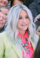 NEW YORK, NY - AUGUST 9: Kesha Rose Sebert  seen at at Good Morning America in New York City on August 9, 2017. <br /> CAP/MPI/RW<br /> &copy;RW/MPI/Capital Pictures