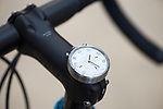 Moskito Watch's analogue cycling computer watches on display at Bespoked 2018 UK handmade bicycle show held at Brunel's Old Station & Engine Shed, Bristol, England. 21st April 2018.<br /> Picture: MOSKITO/Eoin Clarke | Cyclefile<br /> <br /> <br /> All photos usage must carry mandatory copyright credit (© Cyclefile | MOSKITO/Eoin Clarke)
