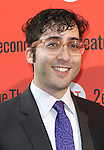 Peter Duchan.attending the Off-Broadway Opening Night Performance of Second Stage Theatre's 'Dogfight' at the Second Stage Theatr in New York City.