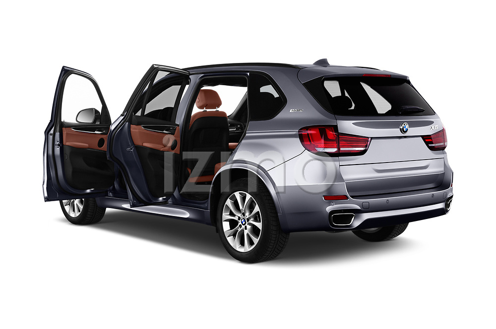 Car images close up view of a 2018 BMW X5 Plug-in Hybrid iPerformance 5 Door SUV doors