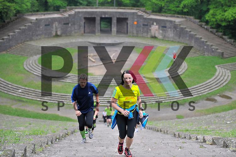 Testlauf GELITA Trail Marathon Heidelberg.<br /> <br /> Foto &copy; Rhein-Neckar-Picture *** Foto ist honorarpflichtig! *** Auf Anfrage in hoeherer Qualitaet/Aufloesung. Belegexemplar erbeten.