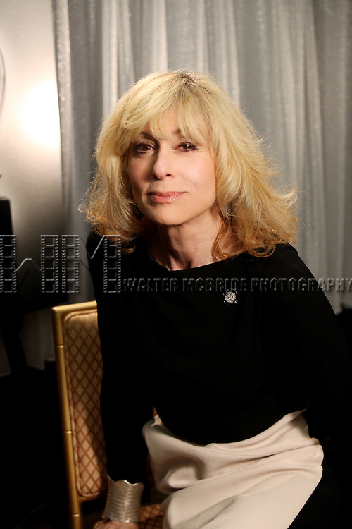 Judith Light.attending the 65th Annual Tony Awards Meet The Nominees Press Reception at the Millennium Hotel in New York City. © Walter McBride / WM Photography / Retna Ltd.