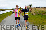 David Hughes  runners at the Kerry's Eye Tralee, Tralee International Marathon and Half Marathon on Saturday.