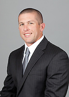 Brock Ungricht, volunteer assistant of the Stanford baseball team.