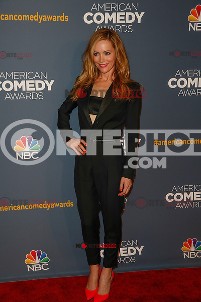 New York, New York - April 26 : Leslie Mann attends the American Comedy<br /> Awards held at the Hammerstein Ballroom in New York, New York<br /> on April 26, 2014.<br /> Photo by Brent N. Clarke / Starlitepics /NortePhoto