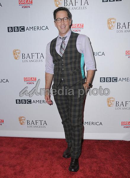 15 September  2017 - Beverly Hills, California - Dan Bucatinsky. 2017 BAFTA Los Angeles BBC America TV Tea Party  held at The Beverly Hilton Hotel in Beverly Hills. Photo Credit: Birdie Thompson/AdMedia