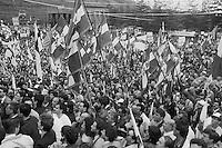 Lega Lombarda,  Lega Nord, 20 maggio 1990, primo raduno a Pontida