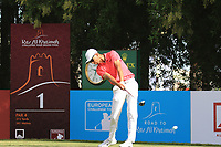 Jack Singh Brar (ENG) during the final round of the Ras Al Khaimah Challenge Tour Grand Final played at Al Hamra Golf Club, Ras Al Khaimah, UAE. 03/11/2018<br /> Picture: Golffile | Phil Inglis<br /> <br /> All photo usage must carry mandatory copyright credit (&copy; Golffile | Phil Inglis)