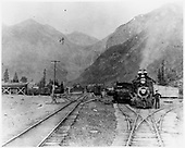 RGS C-16 #2 in yard at Telluride.<br /> RGS  Telluride, CO  8/1892