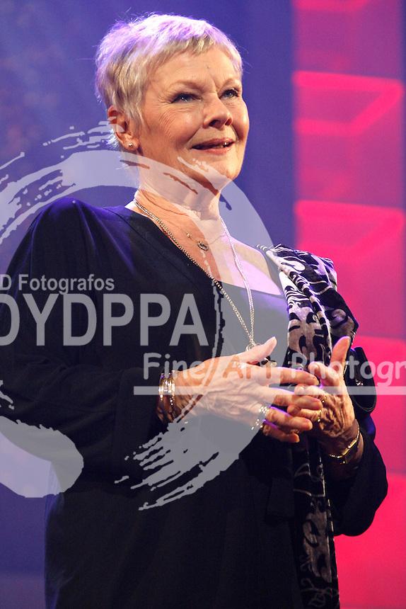 Dame Judi Dench at the Berlinale 2007, 57. Internationale Filmfestspiele Berlin / 57th Berlin International Film Festival, Shooting Stars Awards Ceremony