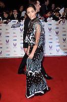LONDON, UK. October 31, 2016: Frankie Bridge at the Pride of Britain Awards 2016 at the Grosvenor House Hotel, London.<br /> Picture: Steve Vas/Featureflash/SilverHub 0208 004 5359/ 07711 972644 Editors@silverhubmedia.com