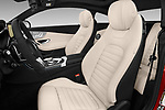 Front seat view of 2018 Mercedes Benz C-Class AMG-C43 2 Door Coupe Front Seat  car photos