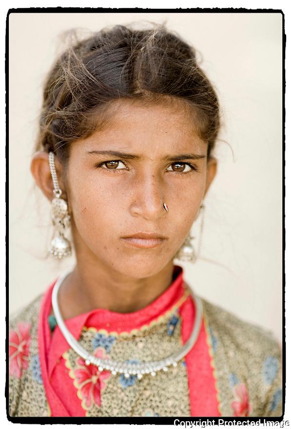 Inde- désert du Rajasthan