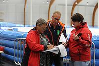 SCHAATSEN: LEEUWARDEN: 30-06-2016, Elfstedenhal Mass start, ©foto Martin de Jong