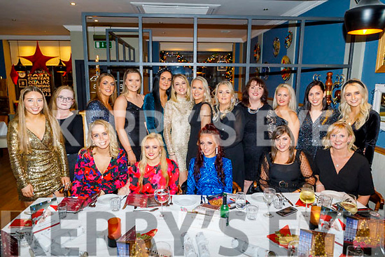 Staff of Next in Manor enjoying their Christmas party in Benners Hotel on Saturday