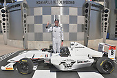 2017 F4 US Championship<br /> Rounds 4-5-6<br /> Indianapolis Motor Speedway, Speedway, IN, USA<br /> Saturday 10 June 2017<br /> Race #1 winner Kyle Kirkwood who went on to winn all three races during Indy weekend event<br /> World Copyright: Dan R. Boyd<br /> LAT Images