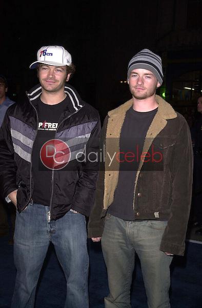 Danny Masterson and Chris Masterson