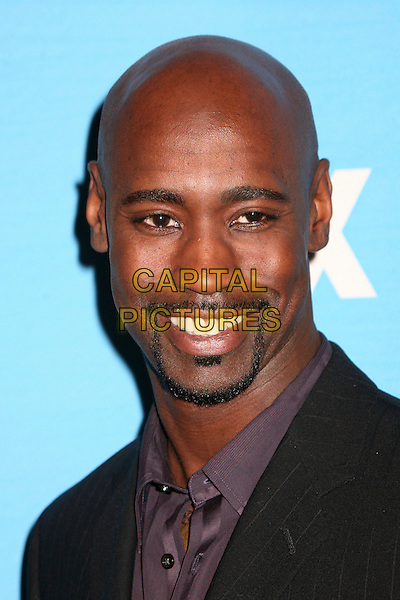 D.B. WOODSIDE.38th Annual NAACP Image Awards Nominees Press Conference at the Peninsula Beverly Hills Hotel, Beverly Hills, California, USA..January 9th, 2007.headshot portrait goatee facial hair DB.CAP/ADM/BP.©Byron Purvis/AdMedia/Capital Pictures