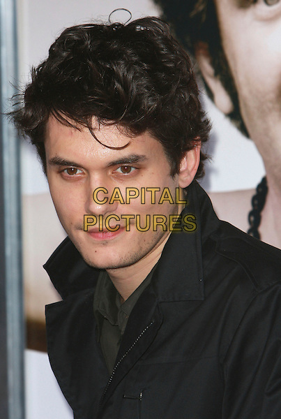 "JOHN MAYER.""Walk Hard: The Dewey Cox Story"" Los Angeles Premiere held at Grauman's Chinese Theatre,  Hollywood, California, USA, 12 December 2007..portrait headshot.CAP/ADM/CH.©Charles Harris/AdMedia/Capital Pictures."