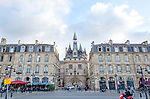 Bordeaux is a port city on the Garonne in the Gironde department in Southwestern France.<br /> It is the capital of the Nouvelle-Aquitaine region, as well as the prefecture of the Gironde department.