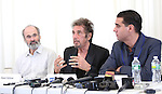 Director Daniel Sullivan, Al Pacino & Bobby Cannavale attending the 'Glengarry Glen Ross' Media Day at Ballet Hispanico Rehearsal Studios in New York City on 9/19/2012.