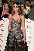 Samia Ghadie<br /> at the National TV Awards 2017 held at the O2 Arena, Greenwich, London.<br /> <br /> <br /> ©Ash Knotek  D3221  25/01/2017
