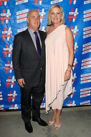 LOS ANGELES - SEP 25: Pat Harris, Carol Weisman at 'Pat Harris' California Democratic U.S. Senate run 2018 kick off' at Catalina Jazz Club Bar & Grill on September 25, 2017 in Hollywood, California