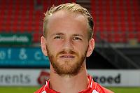EMMEN - Voetbal, Presentatie FC Emmen, seizoen 2018-2019, 19-07-2018, FC Emmen speler Jason Bourdouxhe