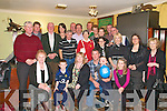 40th Birthday : Maurice Scanlon, Meen Listowel celebrating his 40th birthday at a surprise party at the Saddle Bar, Listowel on Saturday night last,