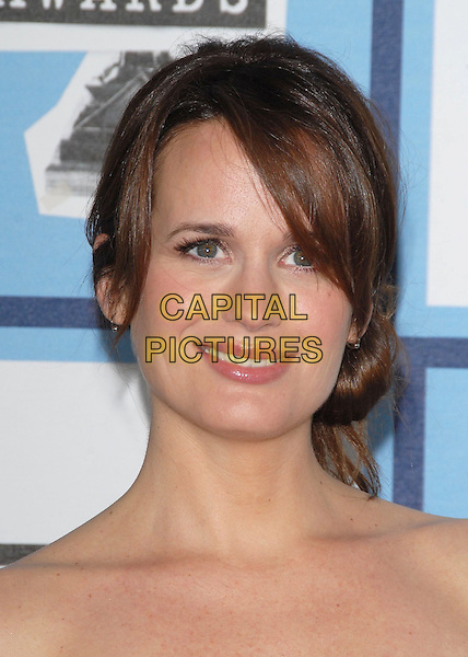 ELIZABETH REASER.attends The 2008 Independent Spirit Awards held in Santa Monica, California USA, February 23 2008                                                                     .portrait headshot.CAP/DVS.??Debbie VanStory/Capital Pictures