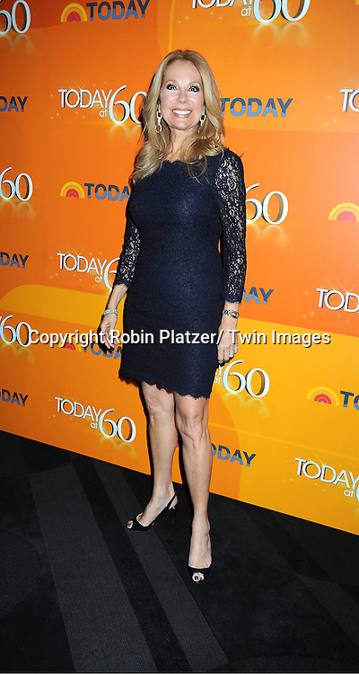 Kathie Lee Gifford attends The Today Show's 60th Anniversary celebration party on January 12, 2012 at The Edison Ballroom in New York City.