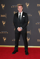 LOS ANGELES, CA - SEPTEMBER 09: Gordon Ramsay, at the 2017 Creative Arts Emmy Awards at Microsoft Theater on September 9, 2017 in Los Angeles, California. <br /> CAP/MPIFS<br /> &copy;MPIFS/Capital Pictures