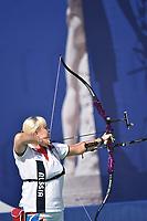 Ksenia Perova Russia Recurve Women <br /> Roma 03-09-2017 Stadio dei Marmi <br /> Roma 2017 Hyundai Archery World Cup Final <br /> Finale Coppa del mondo tiro con l'arco <br /> Foto Andrea Staccioli Insidefoto/Fitarco