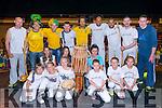 Capoeira Group from Killarney at the Minions World Record attempt in The Gleneagle Hotel, Killarney last Sunday.