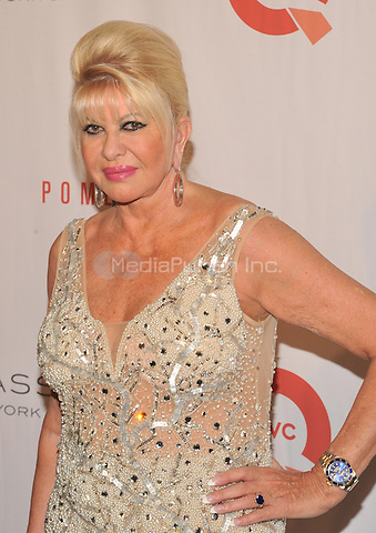 New York,NY- May 9:  Ivana Trump at the 2016 FIT Annual Gala in New York City on May 9, 2016. Credit: John Palmer / MediaPunch