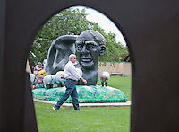 Bronze Scupture, Grounds for Sculpture, Hamilton, New Jersey