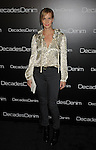 BEVERLY HILLS, CA. - November 02: Rachel Griffiths  arrives at the Decades Of Denim Launch Party at a private residence on November 2, 2010 in Beverly Hills, California.